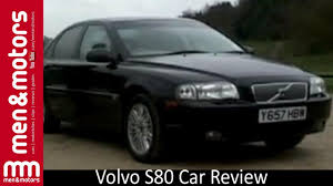 Volvo S80 Review (2001) - YouTube