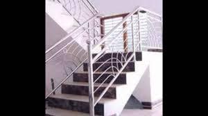 TOP Staircase Hand Rail Designs@ Kodungallur & Chavakkad THRISSUR- Call  9400490326 - YouTube
