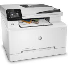 Hp Color Laserjet Pro Mfp M281fdw A4 Colour Multifunction Laser