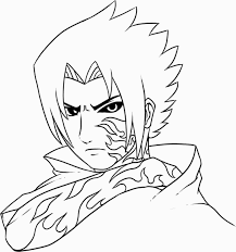 Free Printable Naruto Coloring Pages For Kids For Naruto Coloring