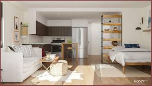 best furniture for studio apartment. Beautifull Studio Apartment Layout Ideas Two Ways To Arrange A Square  Best Furniture For Small S