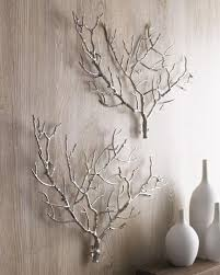If you want to do an easy DIY project, then you should use the gifts.  Decorating With Tree BranchesPainted ...