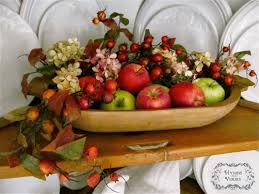 Image of: Country Kitchen Apple Decor