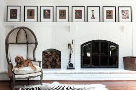painted white brick fireplace white brick fireplace painted white brick fireplace with tv