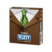 Отзывы о <b>Презервативы Vizit dotted</b>
