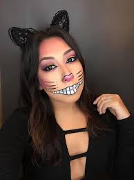 cheshire cat smile makeup