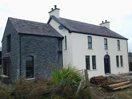exterior house paint colors ireland. love the refurb on this traditional irish farmhouse by 2020 architects northern ireland exterior house paint colors