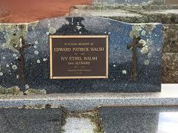 Ivy Ethel Alyward Walsh (1908-1991) - Find A Grave Memorial