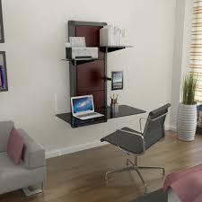 compact office shelving unit. Unbelievable Modern Compact Office Furniture For Tight Space Image Concept Interior Design Why Wall Mounted Desks Shelving Unit L