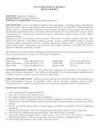 Patient Care Technician Resume Patient Care Technician