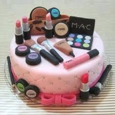 makeup birthday cake doulacindy doulacindy