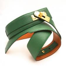 hermes kelly belt. hermes kelly belt green