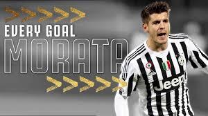 🇪🇸 Álvaro Morata is a New Juventus player!   Every Álvaro Morata Goal! -  YouTube