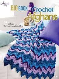 Annie's Attic Big Book of Crochet Afghans - Crochet Pattern 871222 ... & Big Book of Crochet Afghans - Crochet Pattern Adamdwight.com