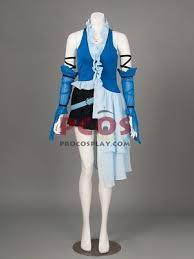 Procosplay Size Chart Big Sale Us Stock Final Fantasy Ff10 Yuna Cosplay Costume