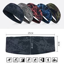 Online Shop Cycling Sweat Headband Men and <b>Women</b> Hot <b>Sale</b> ...
