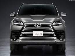 Lexus LX (2022) - pictures, information & specs