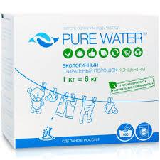 <b>Стиральный порошок Pure Water</b> 1 кг