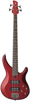 <b>Бас</b>-<b>гитара Yamaha TRBX304 Candy</b> Apple Red