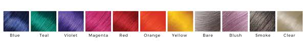 Hair Colour Level Chart Healing Color Lanza Healing Haircare