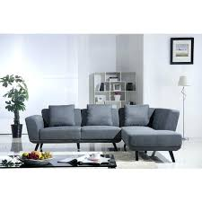 mid century modern sectional couch mid century modern large linen sectional sofa right facing chaise mid
