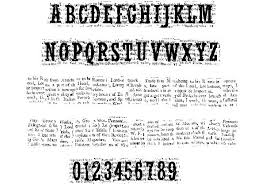 Newspaper Fonts Nelson Old Newspaper Font By Cloutierfontes Fontriver