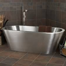 alluring stainless steel bathtub with tub spout and corner tub