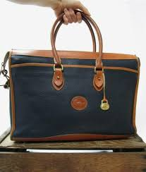 dooney bourke leather briefcase at the best