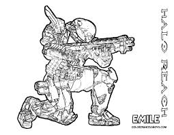 Small Picture Halo Coloring Pages To Download And Print For Free Coloring Home
