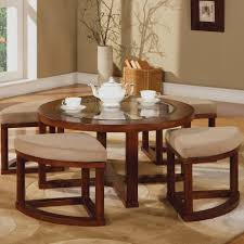 Inspiration Related To Furniture Round Coffee Table With Seating Underneath  Tables Ottomans Seats S, As Well As Coffee Tables With Seating Underneath