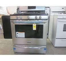 Freestanding Gas Stove Frigidaire Gallery 30 Freestanding Gas Range Scratch And Dent See