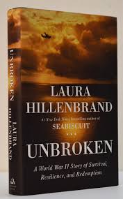unbroken a world war ii story of survival resilience and redemption laura