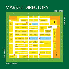 reading terminal market › shopping and food  philadelphia
