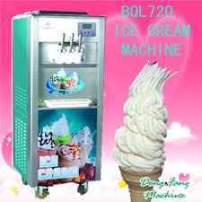 Ice Cream Vending Machine Manufacturers Custom BQL48 Soft Ice Cream Vending Machine Purchasing Souring Agent