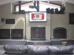incline log style mantels woodstove distributors insert display