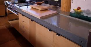 rock wood glass and concrete innovative options for countertops