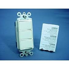 leviton 1755 a 15 amp 120 volt decora single pole ac leviton 1755 a 15 amp 120 volt decora single pole ac