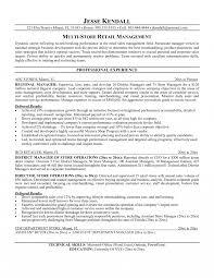 Resume Profile Retail Oneswordnet For Sales Jobs Summary Store