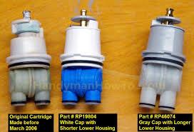 Delta Shower Faucets Repair Kits