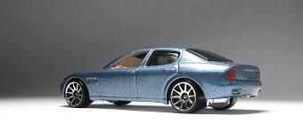Lamley Daily: 2004 Hot Wheels Maserati Quattroporte – the Lamley Group