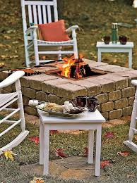 fire bricks for fire pit inspirational backyard ideas with fire pits backyard ideas with fire pits