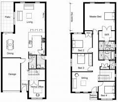 small two story house plans. Exellent Story Two Storey House Floor Plan Designs Samples New 2 Story Plans  Inspirational Small To S
