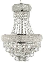french empire crystal chandelier chandelier 19 x14 3 lights