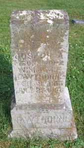 Joseph Albert Hawthorne (1915-1920) - Find A Grave Memorial