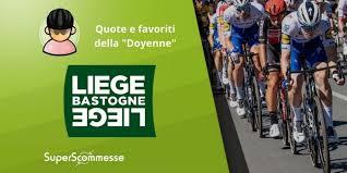 Quote Liegi Bastogne Liegi 2020: favoriti, percorso e albo d'oro