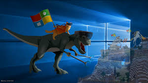 cool windows 10 wallpapers.  Windows 03 Ninja Cat Plays Minecraft With HoloLens Plays VR  Dinosaur  10 Cool Windows Wallpaper With Wallpapers