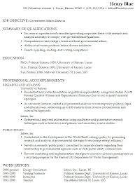Usa Jobs Resume Tips Awesome Government Resumes Examples Examples Of
