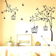 tree wall stickers happy street lights birds with tree wall sticker tree wall sticker tree wall stickers