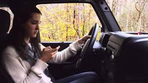 Teen safe driving video