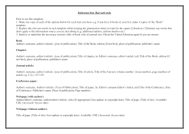 Examples Of Harvard Referencing In Essays Printable Worksheets And